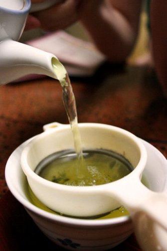 Grüner Tee 2